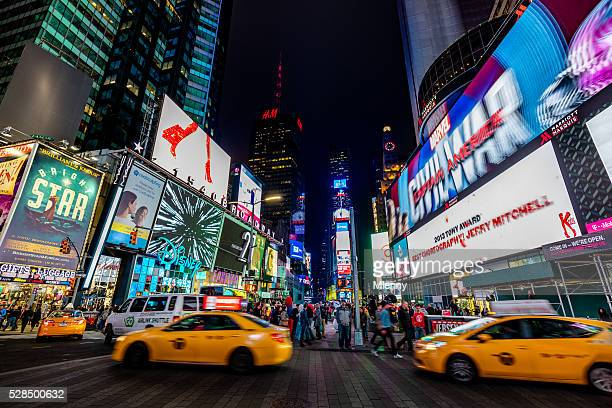 times square new york city - new york celebrity stock photos and pictures
