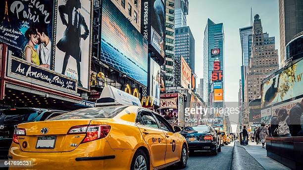 times square, new york, usa - times square manhattan - fotografias e filmes do acervo