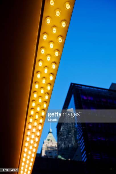 タイムズスクエア、ニューヨーク