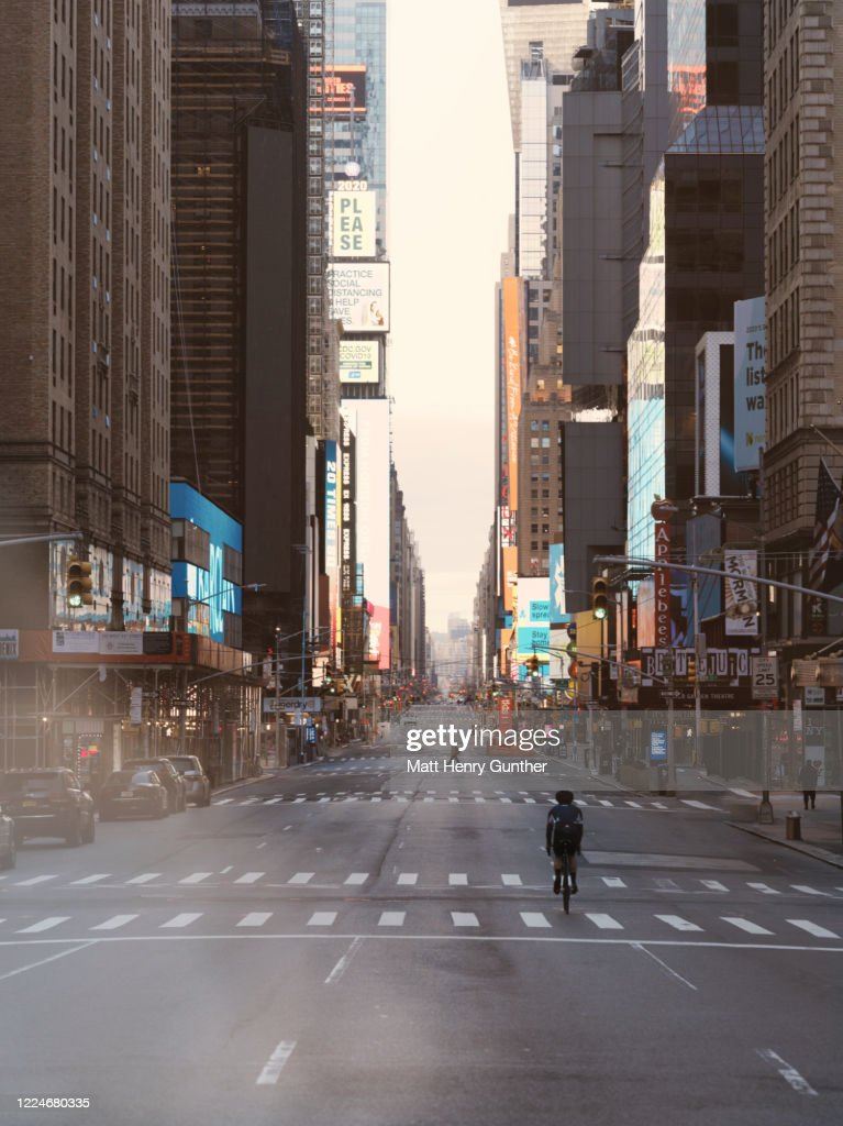 Times Square : Stock Photo
