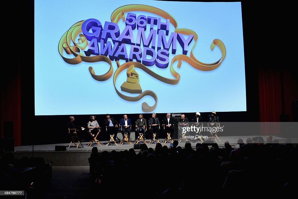 A Conversation About the 56th GRAMMYS And Beatles Show : News Photo