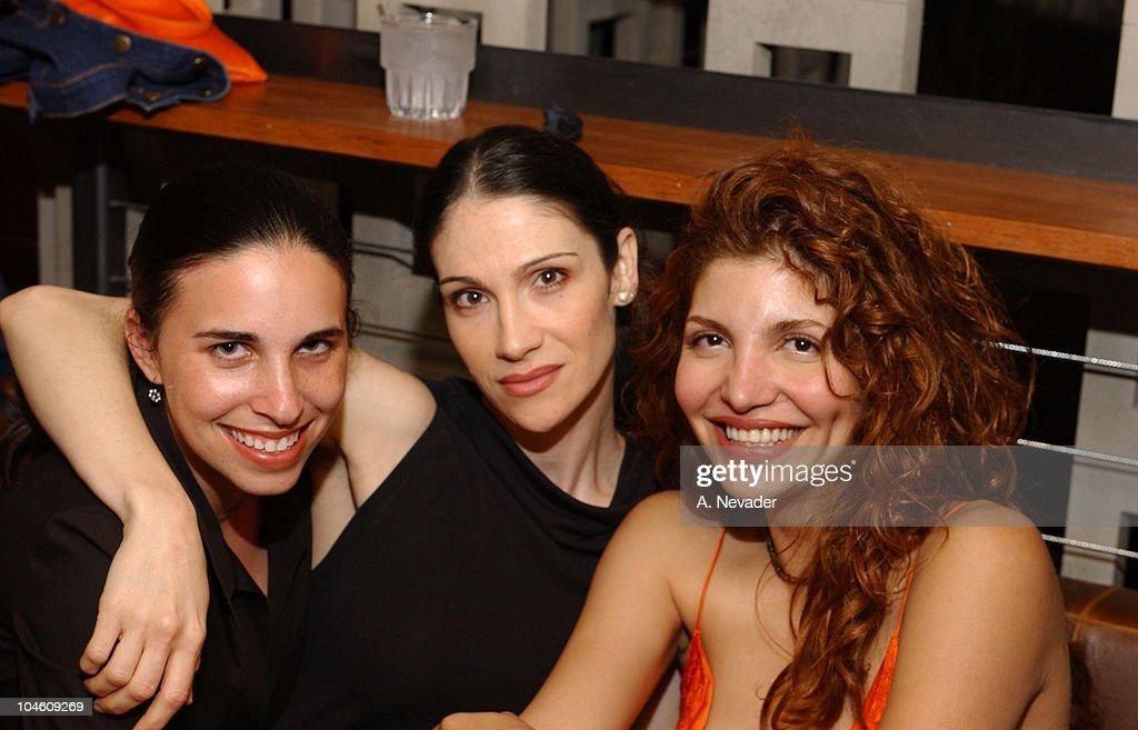 Timilee Romolini with Jenna Mattison and Carolyn Newman