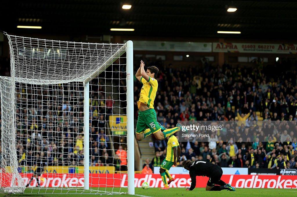 Norwich City v Rotherham United - Sky Bet Championship