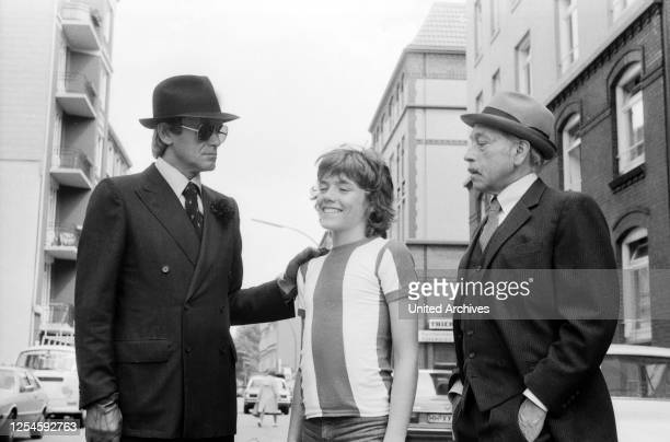 Timm Thaler oder Das verkaufte Lachen, ZDF Fernsehserie, Deutschland 1979, Regie: Sigi Rothemund, Darsteller: Thomas Tommy Ohrner, Horst Frank,...