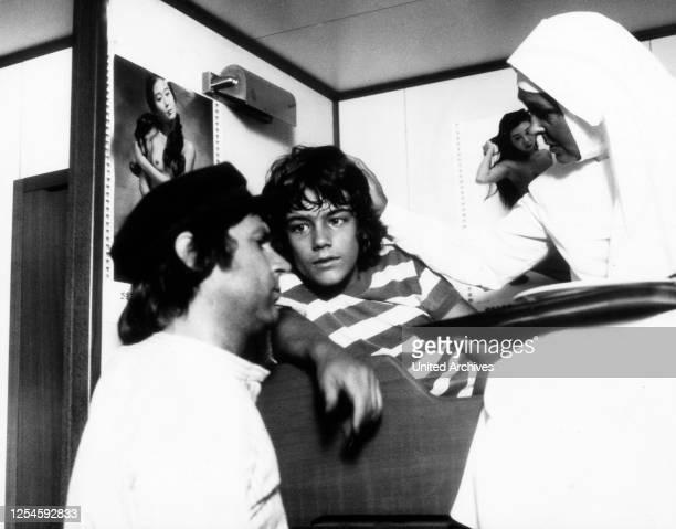 Timm Thaler oder Das verkaufte Lachen, ZDF Fernsehserie, Deutschland 1979, Regie: Sigi Rothemund, Darsteller: Bruni Löbel, Stefan Behrens, Thomas...
