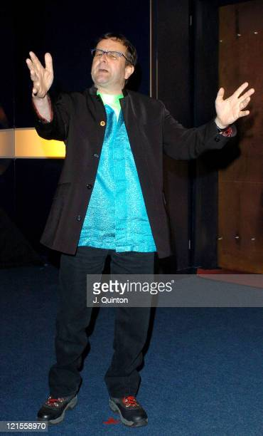 Timmy Mallet during 'Hell's Kitchen II' Day 2 Arrivals at 146 Brick Lane in London Great Britain