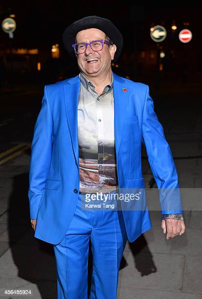 Timmy Mallett attends a celebration of Lorraine Kelly's 30 years in breakfast television at Langham Hotel on October 1 2014 in London England