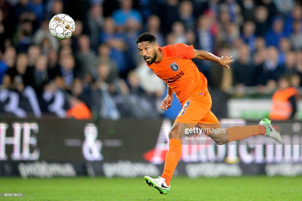 Club Brugge v Istanbul - UEFA Champions League Qualifying Third Round: First Leg