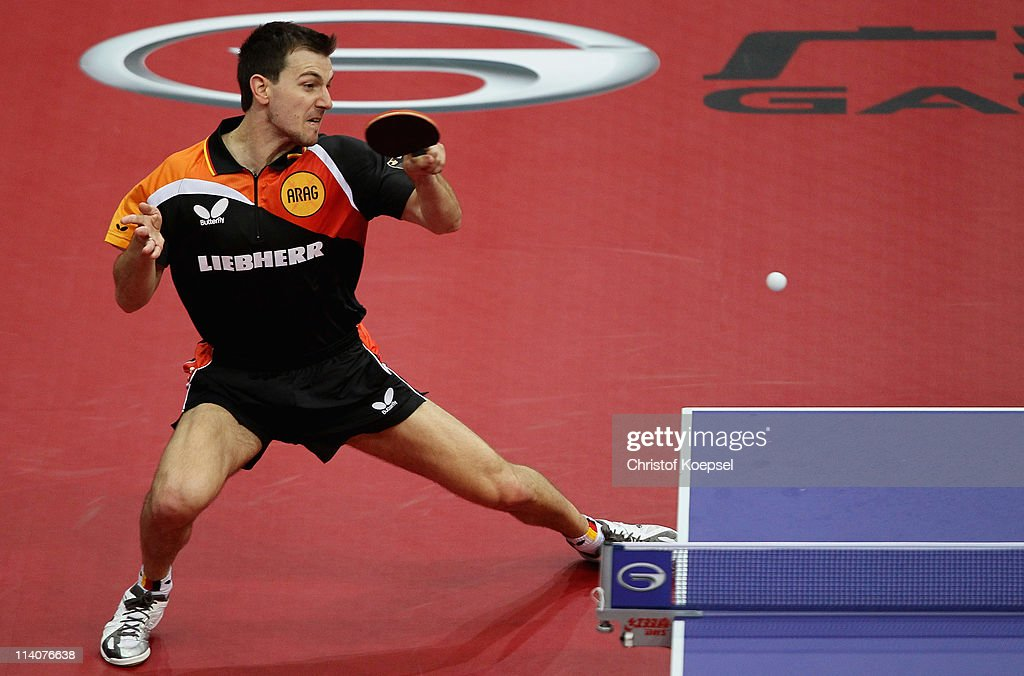 2011 World Table Tennis Championships - Day 4 : News Photo