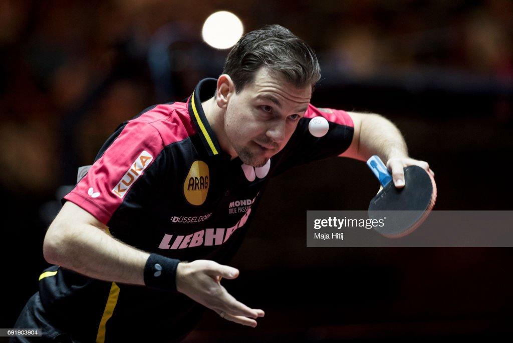 Table Tennis World Championship - Day 6 : News Photo