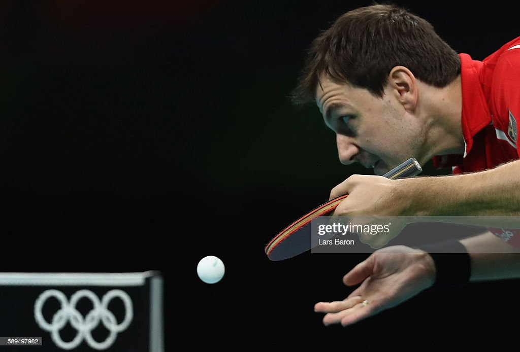 Table Tennis - Olympics: Day 9 : News Photo
