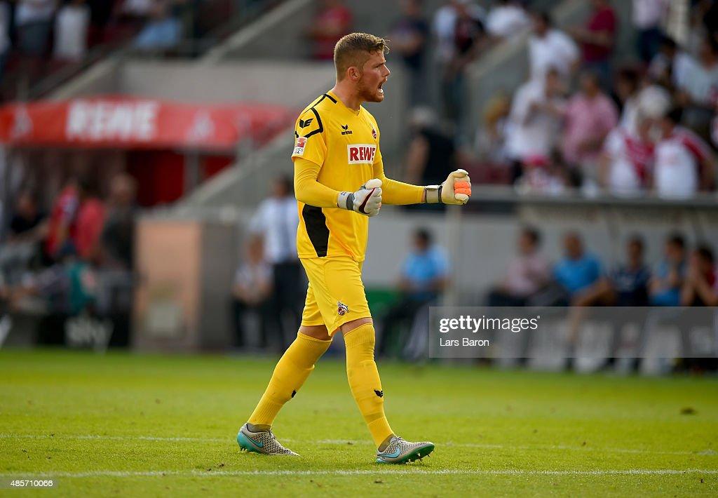 1. FC Koeln v Hamburger SV - Bundesliga : News Photo