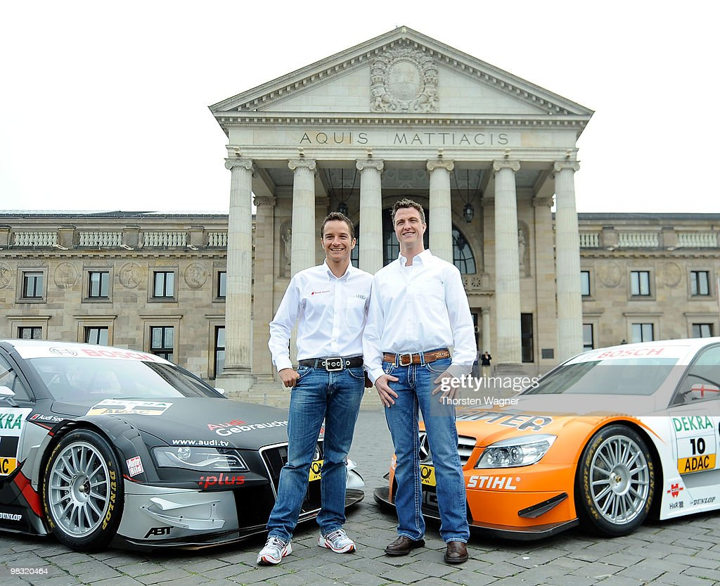 DTM German Touring Car - Press Conference