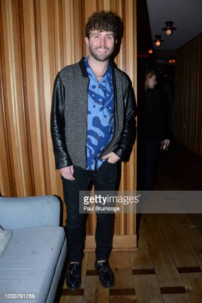 Timo Weiland attends MAC Nordstrom And The CFDA Host The After Party For The Times Of Bill Cunningham at Bistrot Leo on February 13 2020 in New York...
