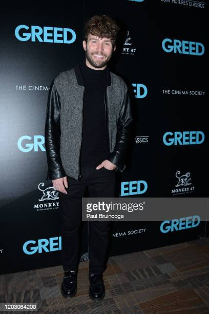 "Timo Weiland attends The Cinema Society & Monkey 47 Host A Special Screening Of Sony Pictures Classics' ""Greed"" at Cinepolis Chelsea on February 24,..."