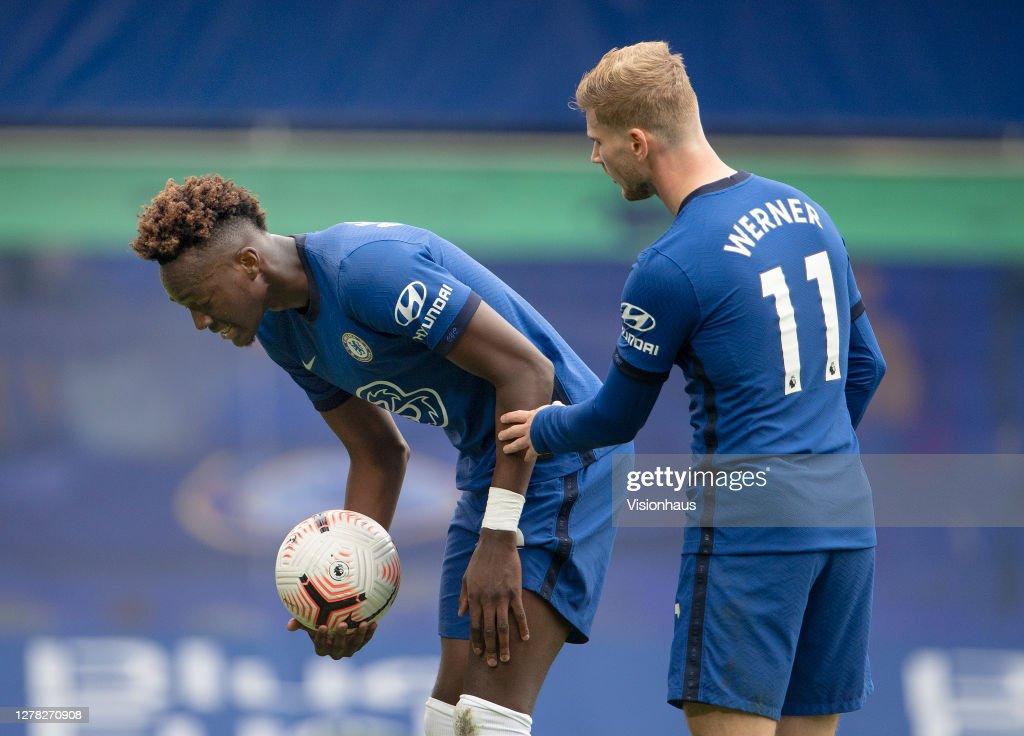 Chelsea v Crystal Palace - Premier League : News Photo