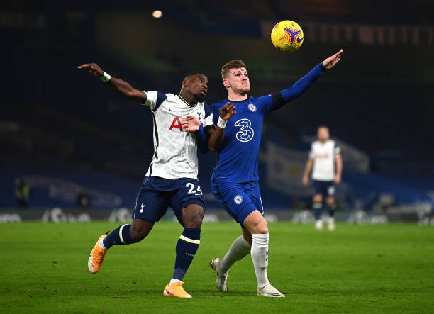 GBR: Chelsea v Tottenham Hotspur - Premier League