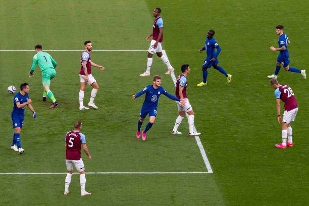 GBR: West Ham United v Chelsea - Premier League