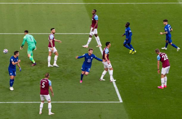 GBR: Best of Premier League - Match Week Thirty Three
