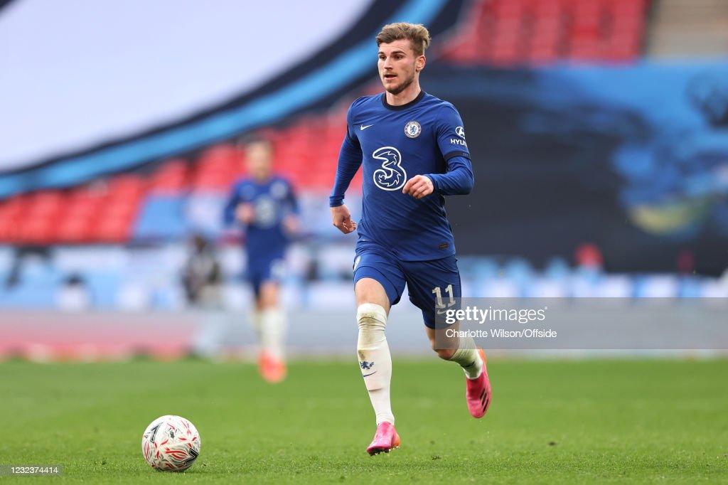 Manchester City v Chelsea: Emirates FA Cup Semi Final : News Photo