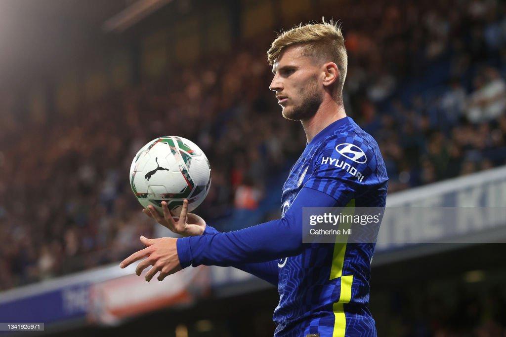 Chelsea v Aston Villa - Carabao Cup Third Round : News Photo
