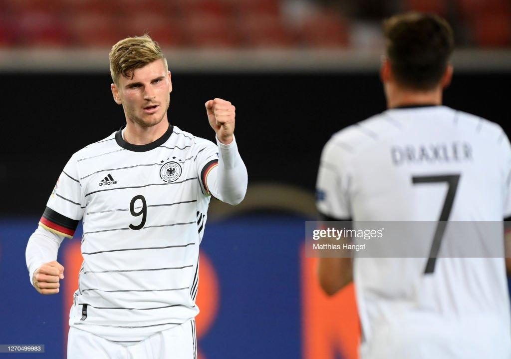 Germany v Spain - UEFA Nations League : Fotografia de notícias