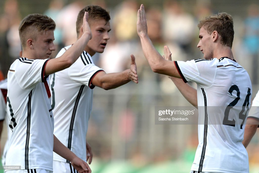 U19 Germany v U19 Netherlands - International Friendly