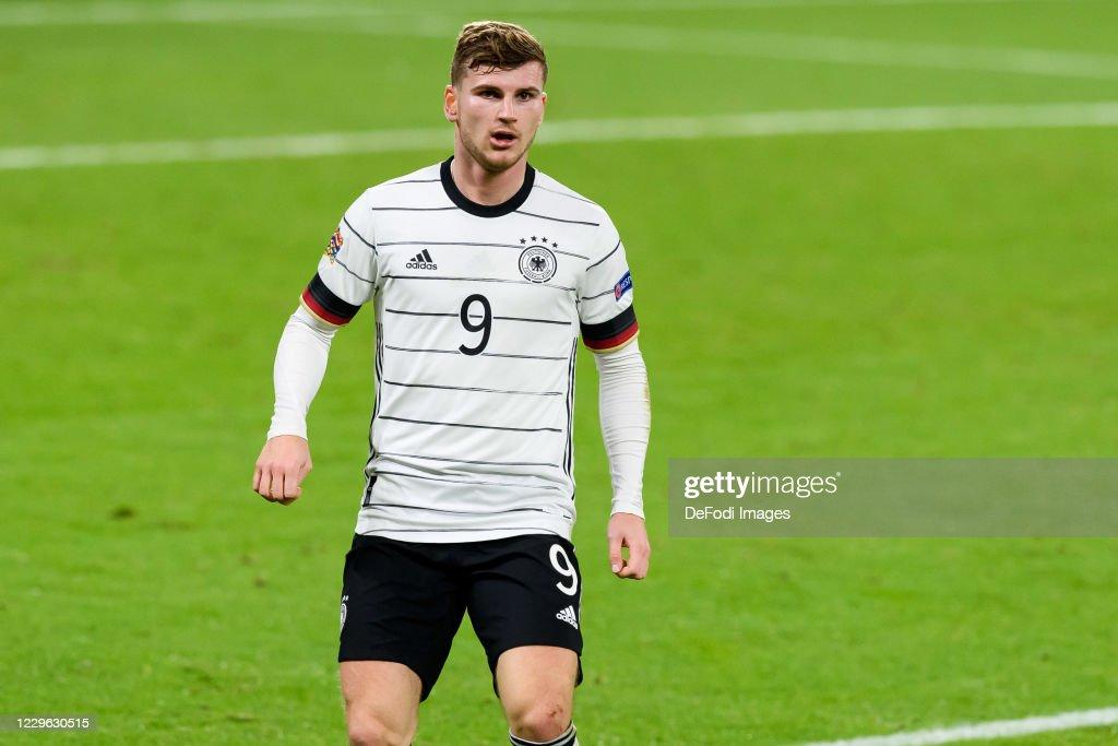 Germany v Ukraine - UEFA Nations League : ニュース写真