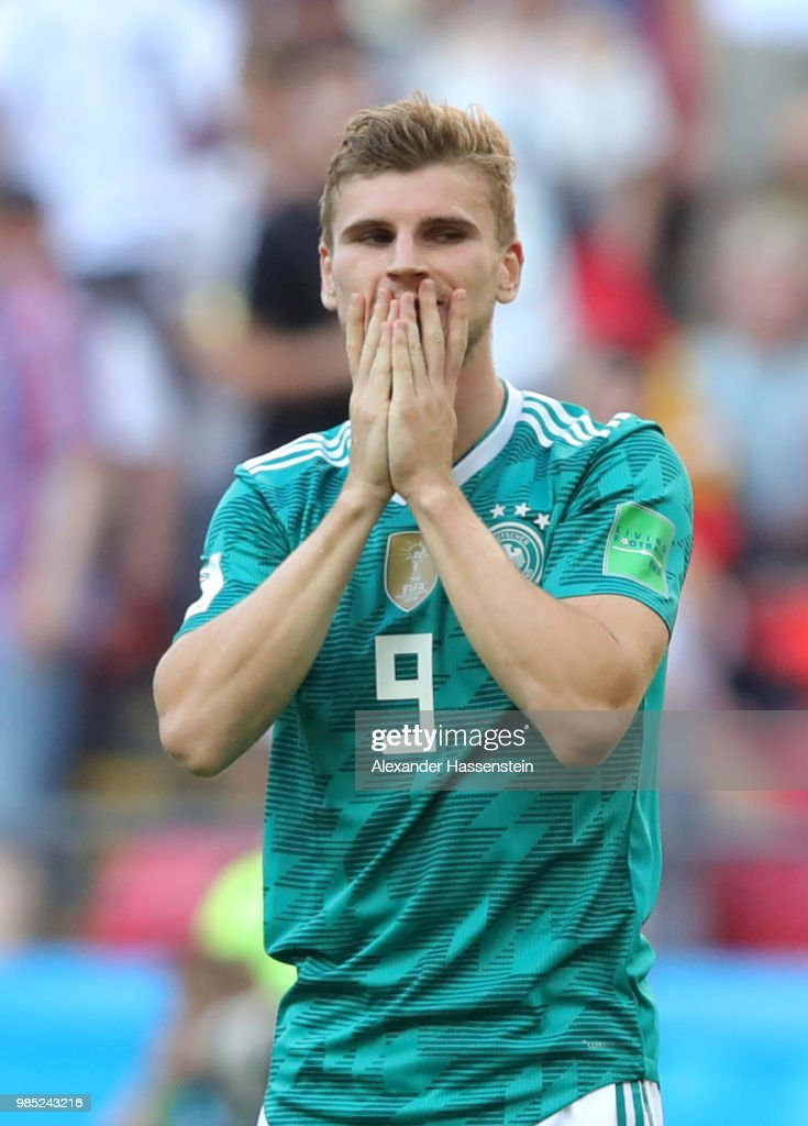 Korea Republic v Germany: Group F - 2018 FIFA World Cup Russia : Foto jornalística