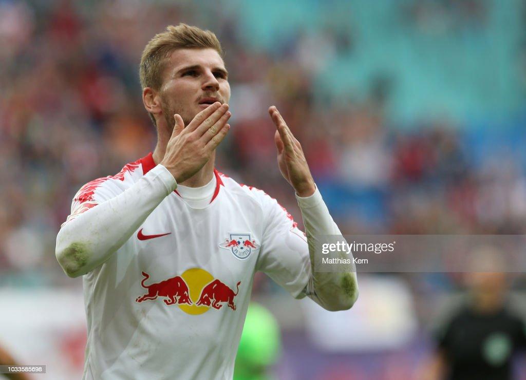 RB Leipzig v Hannover 96 - Bundesliga : News Photo