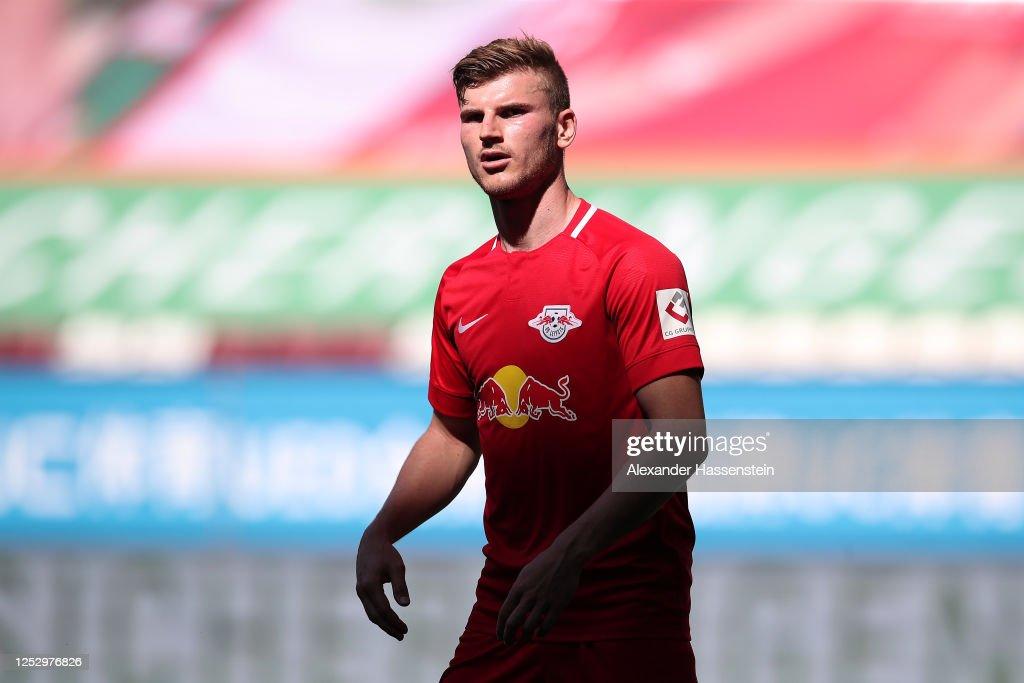 FC Augsburg v RB Leipzig - Bundesliga : News Photo
