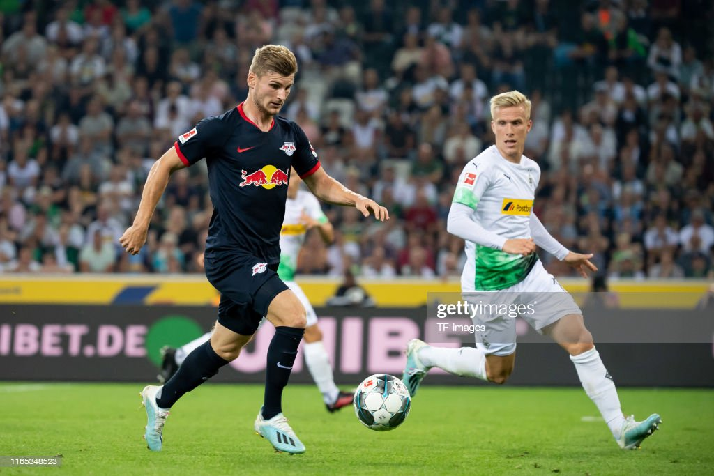 Borussia Moenchengladbach v RB Leipzig - Bundesliga : News Photo
