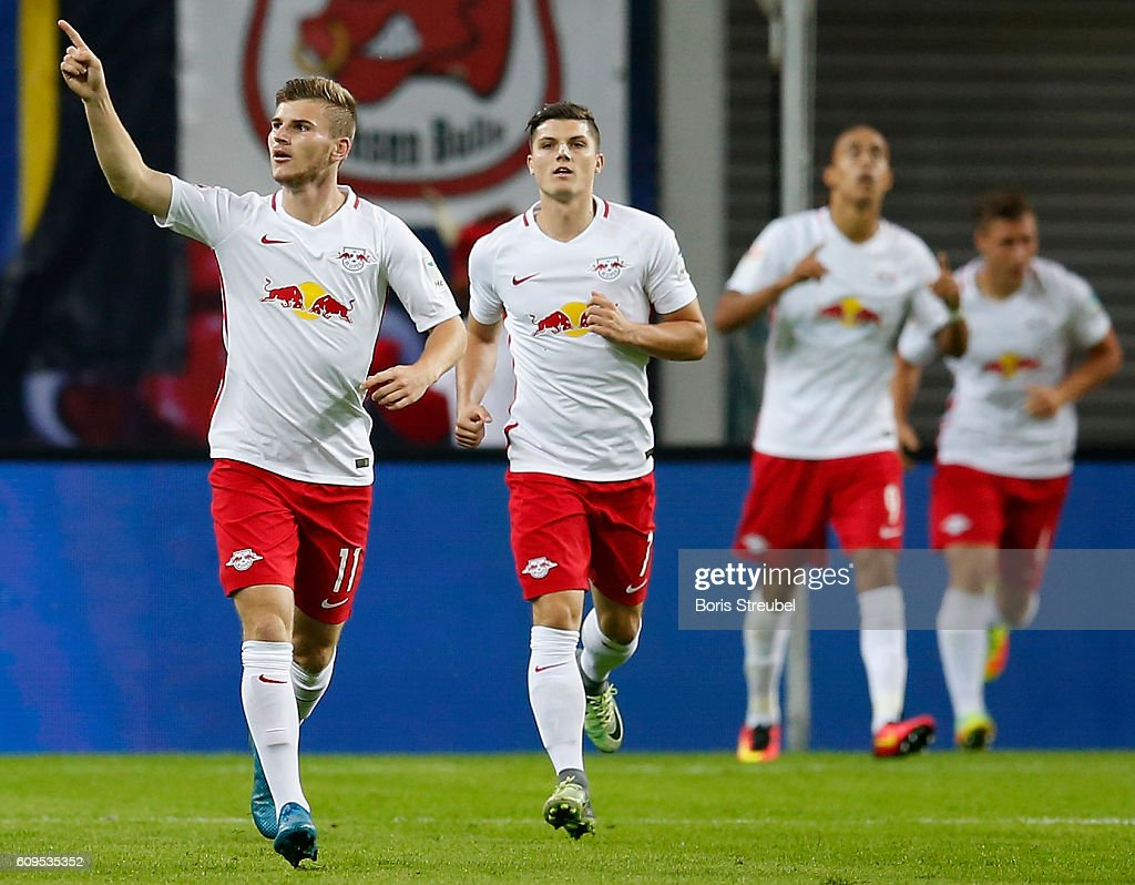 RB Leipzig v Borussia Moenchengladbach - Bundesliga : News Photo