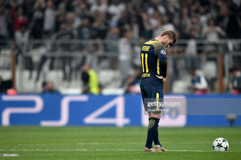 Besiktas v RB Leipzig - UEFA Champions League : News Photo