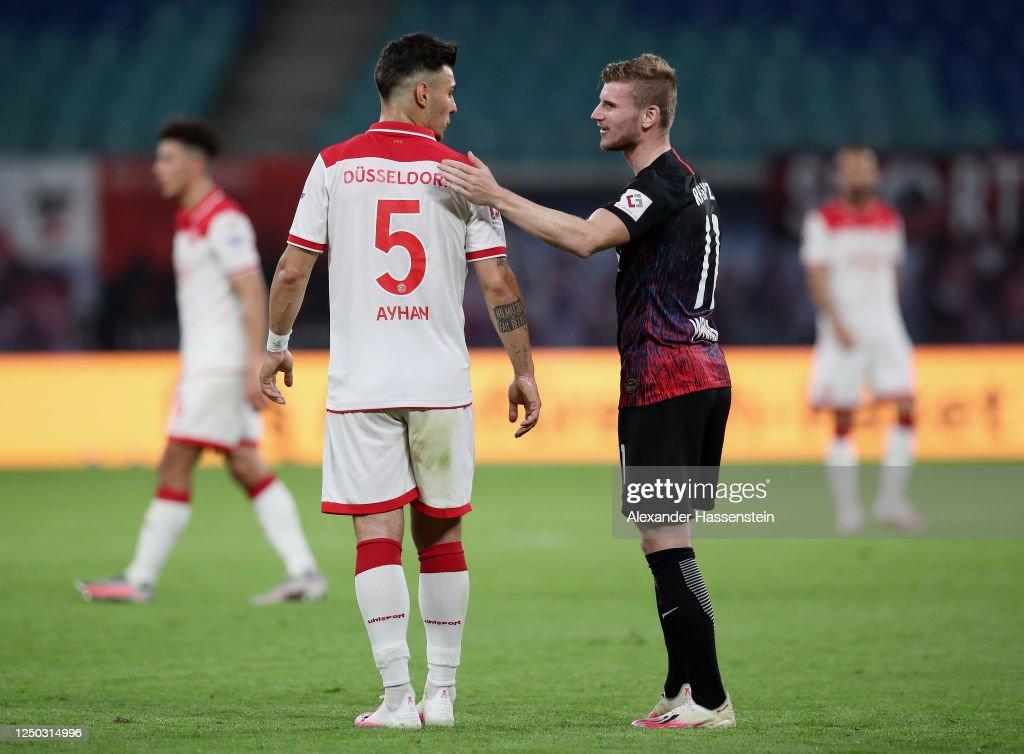 RB Leipzig v Fortuna Duesseldorf - Bundesliga : News Photo