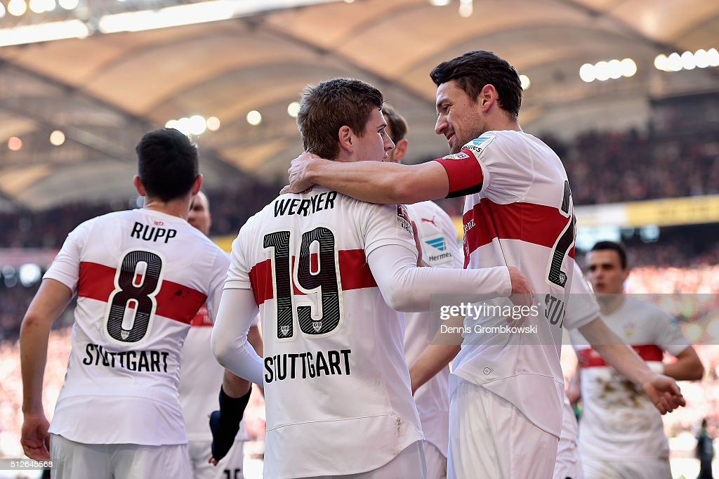 VfB Stuttgart v Hannover 96 - Bundesliga : News Photo