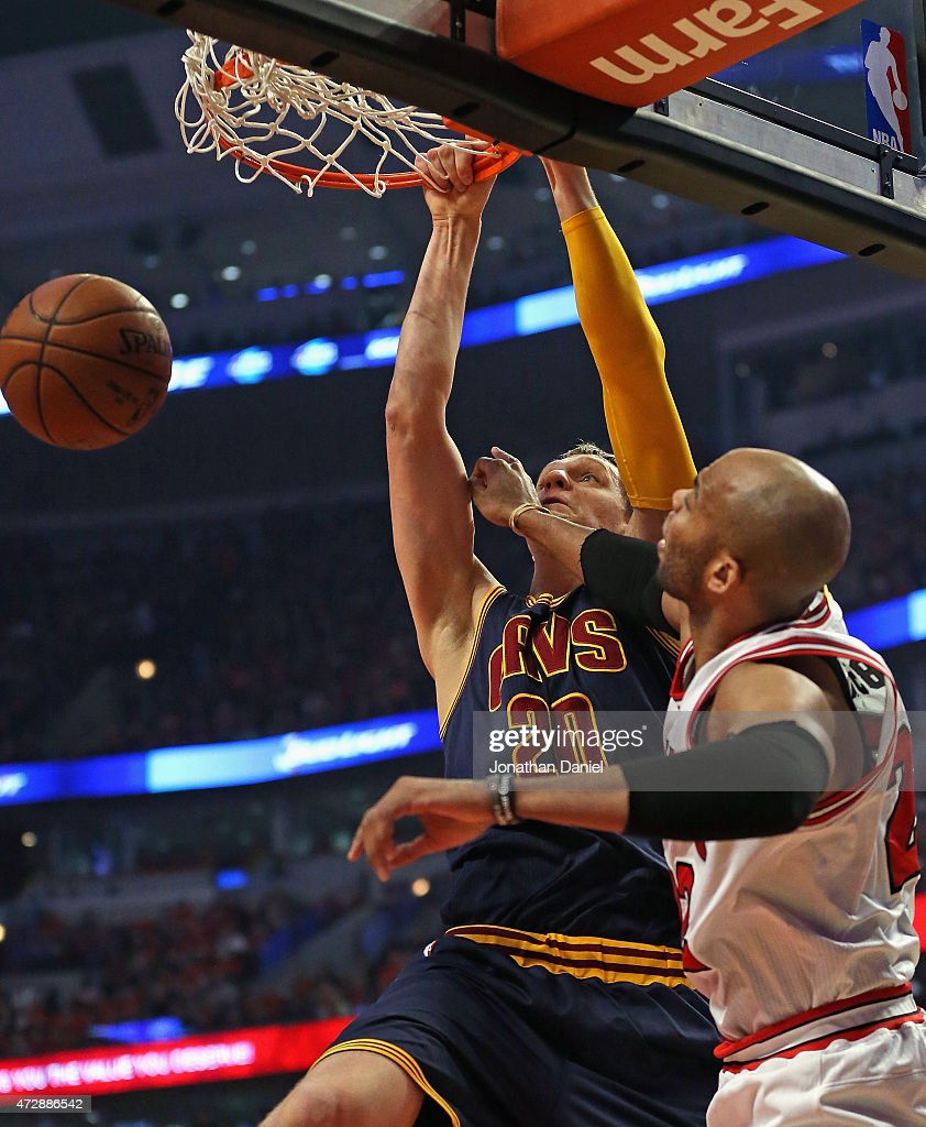 Cleveland Cavaliers v Chicago Bulls - Game Four
