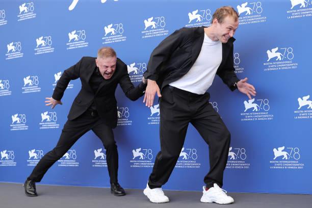 "ITA: ""Kapitan Volkonogov Bezhal"" Photocall - The 78th Venice International Film Festival"