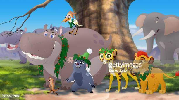 GUARD Timon and Pumbaa's Christmas The Lion Guard enlists the help of animals throughout the Pride Lands to surprise Timon and Pumbaa with a...