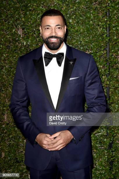 Timon Kyle Durrett attends the 49th NAACP Image Awards Arrivals at Pasadena Civic Auditorium on January 15 2018 in Pasadena California