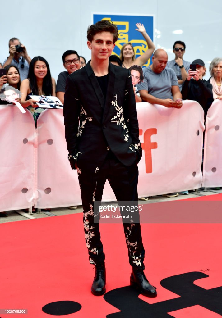 "2018 Toronto International Film Festival - ""Beautiful Boy"" Premiere - Arrivals : News Photo"