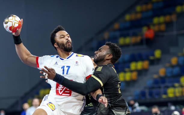 EGY: Portugal v France - IHF Men's World Championships Handball 2021