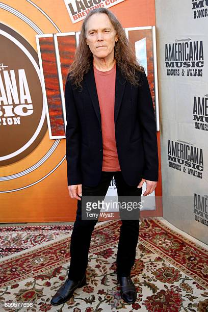 Timothy B Schmit attends the Americana Honors Awards 2016 at Ryman Auditorium on September 21 2016 in Nashville Tennessee