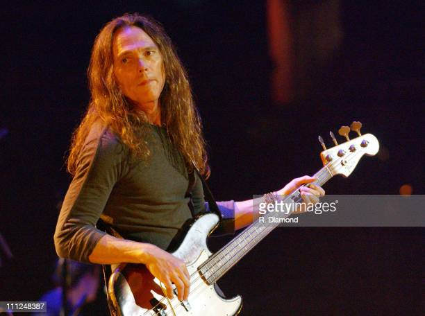 Timothy B. Schmit during The Eagles and Dixie Chicks Benefit for Recording Artists Coalition at MCI Center in Washington, DC, United States.