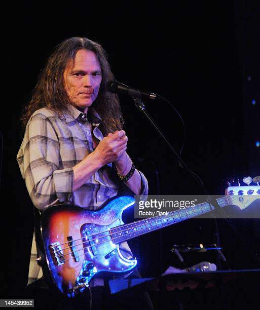 Timothy B Schmit performs at BB King Blues Club Grill on May 29 2012 in New York City