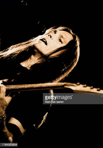 Timothy B Schmit The Eagles performing on stage Las Vegas NV 18th June 1994