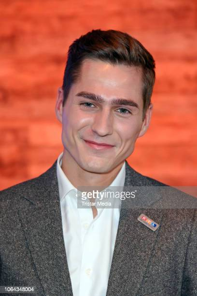 Timothy Boldt during the 23rd RTL Telethon on November 22 2018 in Huerth Germany