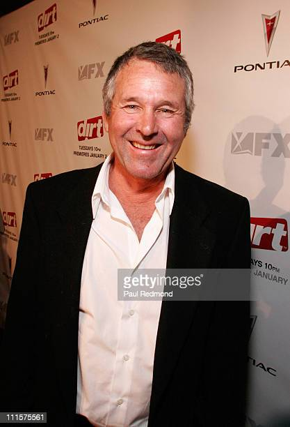 Timothy Bottoms during Dirt Hollywood Premiere Arrivals and After Party in Hollywood California United States