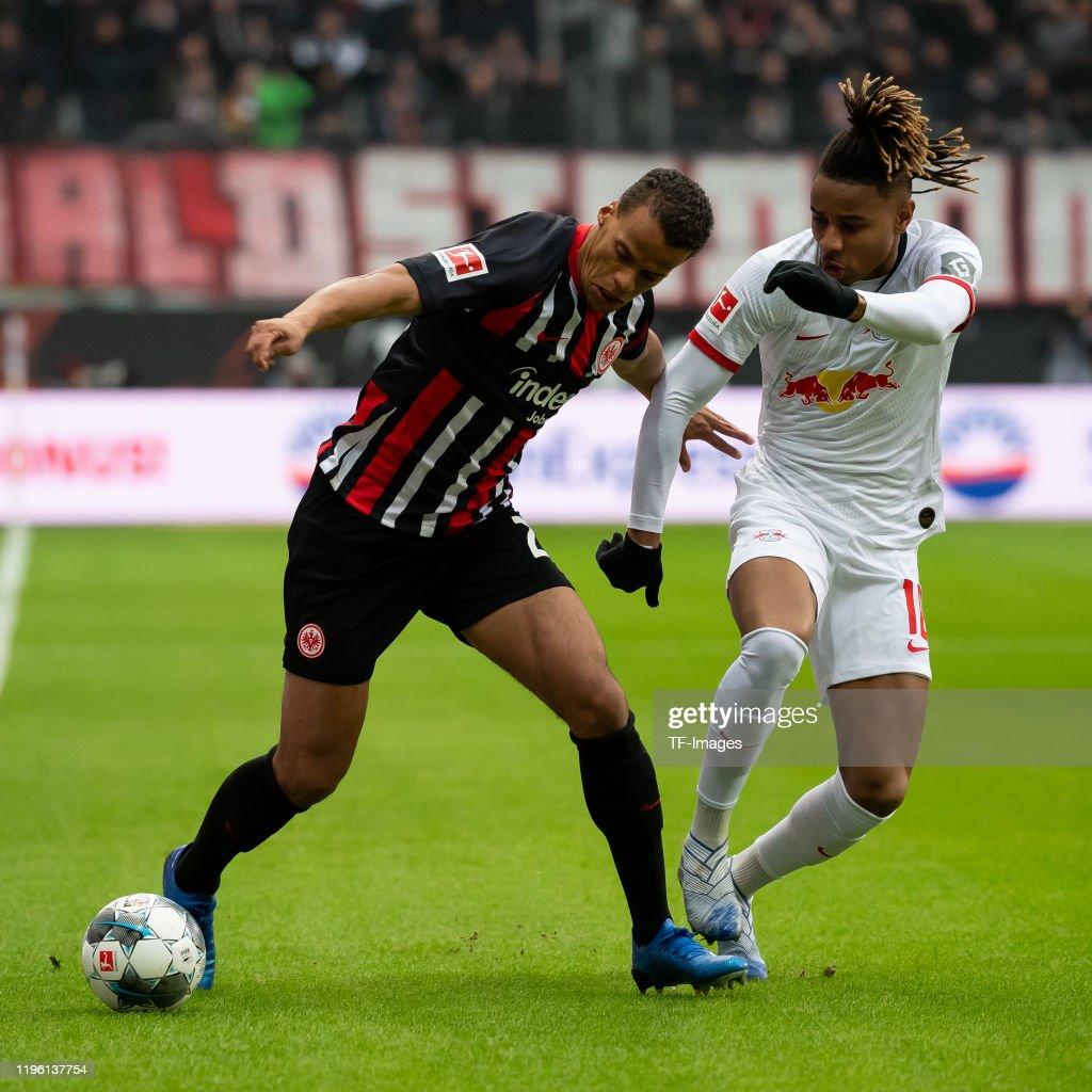 Eintracht Frankfurt v RB Leipzig - Bundesliga : News Photo