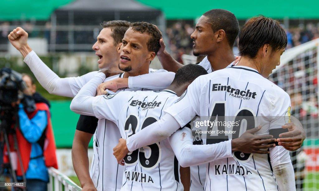 Erndtebrück Eintracht Frankfurt